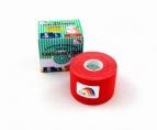 TEMTEX kinesiology tape Tourmaline, červená 5 cm x 5 m
