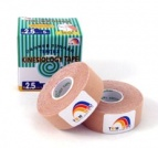 TEMTEX kinesiology tape Classic, béžová 2 x 2,5 cm x 5m