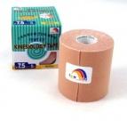 TEMTEX kinesiology tape Classic, béžová 7,5 cm x 5 m