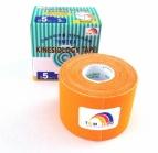 TEMTEX kinesiology tape Tourmaline, oranžová 5 cm x 5 m AK...