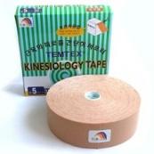 TEMTEX kinesiology tape Classic XL, béžová tejpovacia pá...